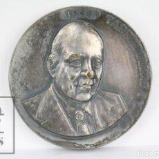 Trofeos y medallas: MEDALLA CONMEMORATIVA - JOSEP TARRADELLAS. PRESIDENT DE GENERALITAT CATALUNYA RESTAURADA, AÑO 1977. Lote 109748991