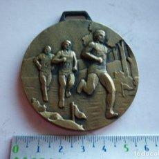 Trofeos y medallas: MEDALLA VII MARATHON SAN SEBASTIAN 1984. Lote 110056451