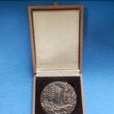 Trofeos y medallas: MEDALLA CENTENARIO CÁMARAS COMERCIO, INDUSTRIA Y NAVEGACIÓN. 1886 –1986. MALLORCA, IBIZA. FORMENTERA. Lote 107408995