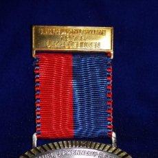 Trofeos y medallas: MEDALLA ALEMANA CONMEMORATIVA 1970. Lote 112666439