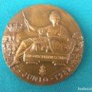 Trofeos y medallas: MEDALLA BANCO DE ESPAÑA. Lote 113974091