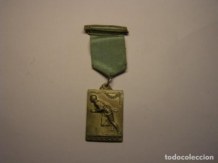MEDALLA DEPORTIVA ANTIGUA. (Numismática - Medallería - Trofeos y Conmemorativas)