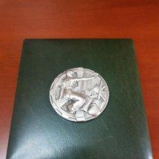 Trofeos y medallas: MEDALLA CUERPO ESPECIAL DE INGENIEROS INDUSTRIALES AL SERVICIO DE HACIENDA - PLATA 900 - FJ. Lote 115027471
