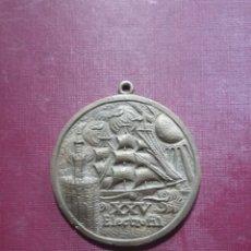 Trofeos y medallas: MEDALLA XXV ANIVERSARIO DE ELECTROFIL SEVILLA S.A.(1948/1973).. Lote 115585582