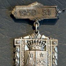 Trofeos y medallas: ANTIGUA MEDALLA AL MERITO ESCOLAR BARCELONA 1950 - 1951 COLEGIO LA SALLE LA BONANOVA. Lote 71066045