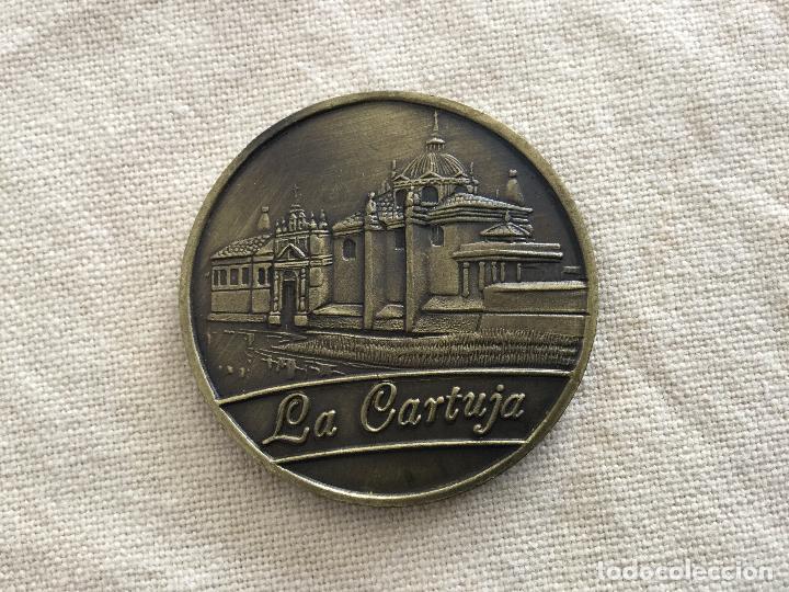 Trofeos y medallas: Medalla de la Expo Sevilla 92 La Cartuja. - Foto 2 - 117032035