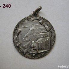 Trofeos y medallas: FOTOGRAFÍA : MEDALLA - PREMIO DEL C.N.A. ( CLUB NATACIÓ ATLÈTIC BARCELONETA ). 1957. ENVÍO GRATUITO.. Lote 117061459