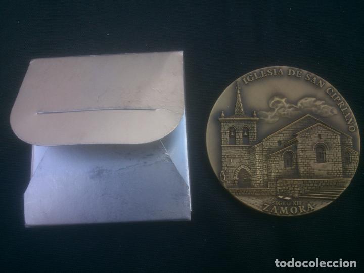 LOTERÍA DEL HUMOR DE SAN CIPRIANO (ZAMORA) (Numismática - Medallería - Trofeos y Conmemorativas)