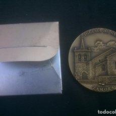 Trofeos y medallas: LOTERÍA DEL HUMOR DE SAN CIPRIANO (ZAMORA). Lote 117220235