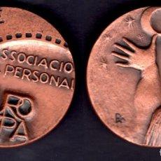 Trofeos y medallas: MEDALLA DE BRONCE - EUROPA 83 - RAMON FERRAN (REUS). Lote 118210902