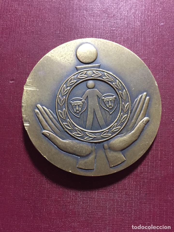Trofeos y medallas: Medalla: Caja de Ahorros de Cádiz.(Primer Centenario). - Foto 2 - 117838267