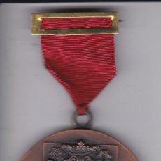 Trofeos y medallas: MEDALLA DEL CINCUENTENARIO DE LA FERIA DE MUESTRAS DE BARCELONA 1920-1970. Lote 120138975