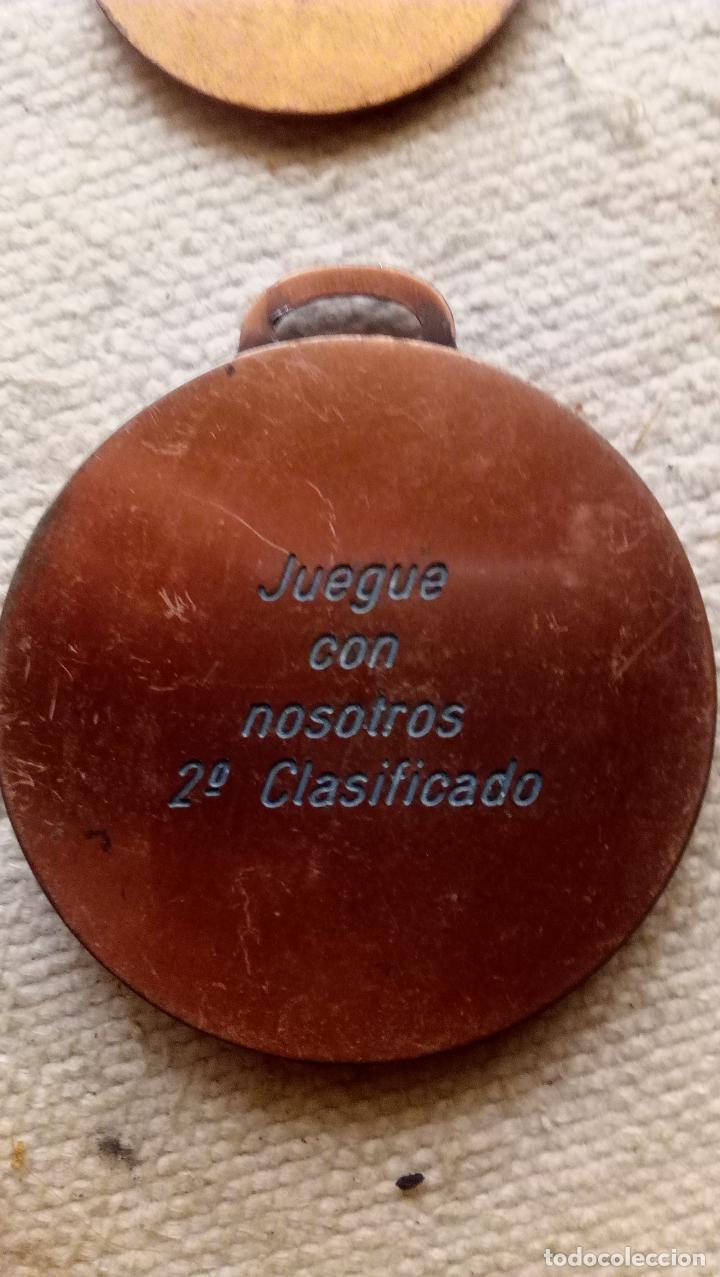 Trofeos y medallas: 7 MEDALLAS DISTINTOS TEMAS, TAMAÑO Y METAL - Foto 11 - 124624915