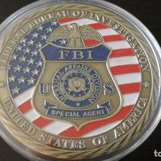 Trofeos y medallas: FBI. Lote 124627219