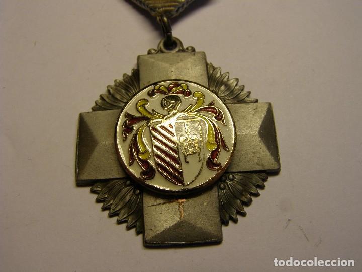 MEDALLA ESCOLAR, COL.LEGI SANT IGNASI, BARCELONA. (Numismática - Medallería - Trofeos y Conmemorativas)