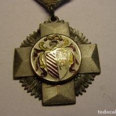 Trofeos y medallas: MEDALLA ESCOLAR, COL.LEGI SANT IGNASI, BARCELONA.. Lote 125110351
