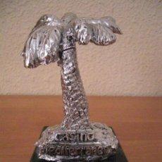 Trofeos y medallas: TROFEO POKER CASINO MEDITERRANEO ALICANTE . Lote 127923643