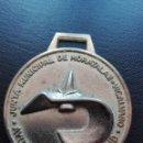 Trofeos y medallas: CURIOSA MEDALLA POR IDENTIFICAR. MORATALAZ VICALVARO. Lote 128872975