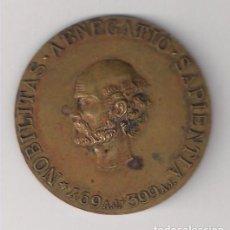 Trophies and Medals - MEDALLA A SÓCRATES POR LOS LABORATORIOS ROCHE FUNDADOS EN 1896 EN SUIZA. COBRE. (MD116) - 131513122