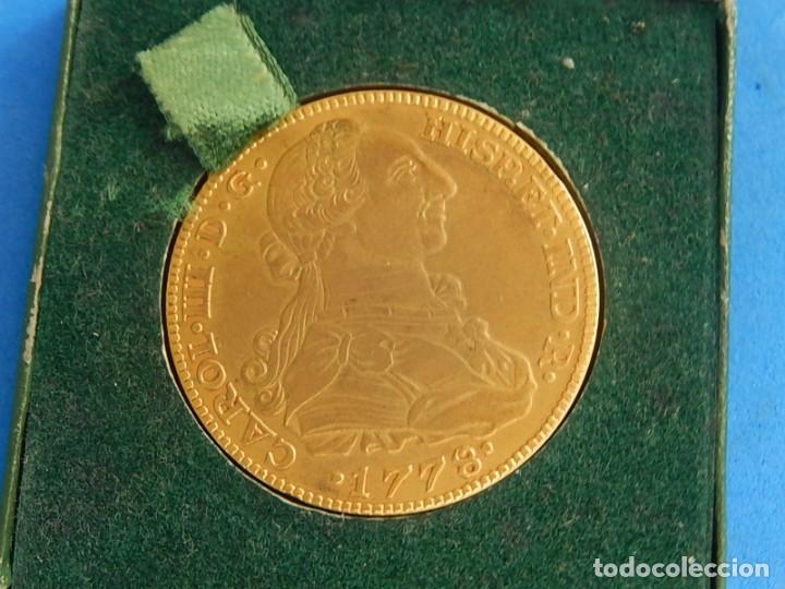 Trofeos y medallas: Ficha / Medalla / Moneda publicitaria. Aneurol. Lacer. Acuñada en 1964. - Foto 3 - 135376134