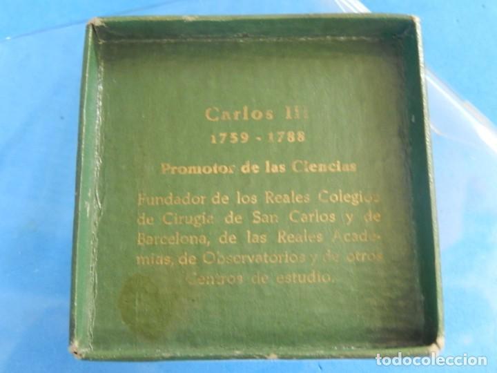 Trofeos y medallas: Ficha / Medalla / Moneda publicitaria. Aneurol. Lacer. Acuñada en 1964. - Foto 14 - 135376134