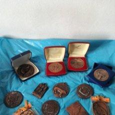 Trofeos y medallas: LOTE MEDALLAS - MEDALLA. Lote 135407758