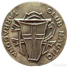 Trofeos y medallas: MEDALLA I CENTENARI CLUB NAUTIC TARRAGONA 1878 - 1978. Lote 62893332