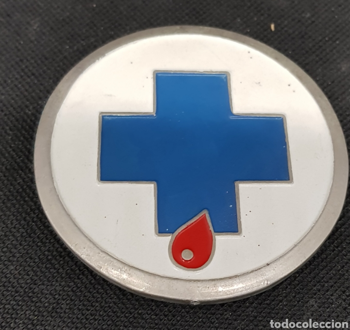 Trofeos y medallas: medalla conmemorativa - donantes de sangre - 6 cm diametro - car31 - Foto 2 - 137671526