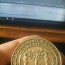 Trofeos y medallas: MEDALLA CONMEMORATIVA DE LA FACULTAD DE DERECHO DE JEREZ. Lote 137739517