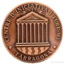 Trofeos y medallas: MEDALLA TARRAGONA CATALUÑA CATEGORIA BRONCE CENTRE INICIATIVA I TURISME. Lote 116726543