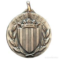 Trofeos y medallas: MEDALLA ESCUT CATALUNYA ESCUDO CATALUÑA. Lote 99944775