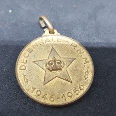 Trofeos y medallas: MEDALLA - DECENNALE 1946-1956 - CAR126. Lote 140047802