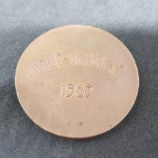 Trofeos y medallas: MEDALLA - CHILE URUGUAY - 1903 - CAR126. Lote 140048098