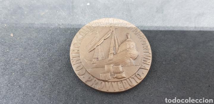 Trofeos y medallas: medalla - cassa centrale di risparmio- centenario - car126 - Foto 2 - 140048246