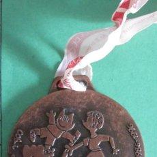 Trofeos y medallas: MEDALLA VOLUNTARIS PER BARCELONA - MARISCAL 1986-1996. Lote 140274926