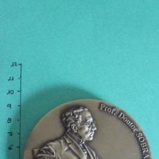 Trofeos y medallas: MEDALLA PROF. DOUTOR SOBRAL CID - HOSPITAL SOBRAL CID 50 AÑOS 1945-1995. Lote 140296998