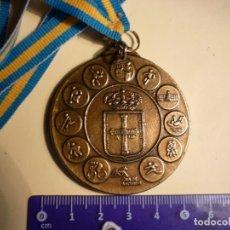 Trofeos y medallas: MEDALLA CAJA DE ASTURIAS - III OPEN INTERNACIONAL AJEDREZ SUB 18 AVILES 98. Lote 140298126