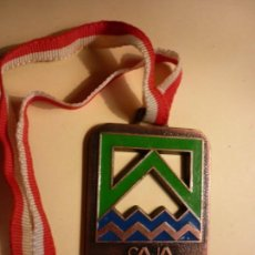 Trofeos y medallas: MEDALLA CAJA CANTABRIA - CAMPEONATO REGIONAL AJEDREZ 94. Lote 140299670
