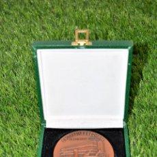 Trofeos y medallas: MEDALLA CONMEMORATIVA CENTRO DE INVESTIGACION SMITKLINE BEECHAM 1992 - LABORATORIO FARMACEUTICO. Lote 140401454