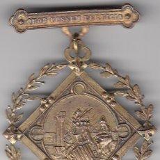 Trofeos y medallas: 1919 VALENCIA. MEDALLA CENTRO CULTURA VALENCIANA. Lote 143204016