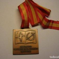 Trofeos y medallas: MEDALLA DELEGACION JUVENTUD BARCELONA, XXIX CAMPEONATOS ESCOLARES, AÑO 1977. CATEG. BRONCE.. Lote 145044738