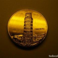 Trofeos y medallas: MEDALLA ITALIA, TORRE DE PISA.. Lote 145046478