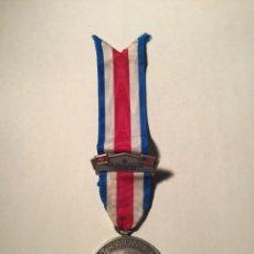 Trofeos y medallas: VUELO ESPACIAL APOLO XIII- MEDALLA CONMEMORATIVA COLABORACIÓN SUIZA Y ESTADO UNIDOS-ZÚRICH 1970.. Lote 145064250