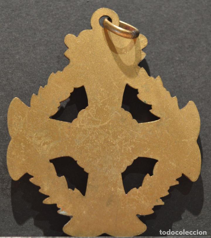 Trofeos y medallas: ANTIGUA GRAN MEDALLA AL MERITO - Foto 3 - 145602486