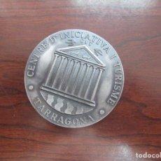 Trofeos y medallas: MEDALLA CENTRE DE INCIATIVA I TURISME DE TARRAGONA.. Lote 146748446