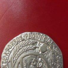Trofeos y medallas: MEDALLA OURENSE CAJA DE AFORROS PROVINCIAL DE OURENSE 1933/1988 50 ANIVERSARIO. Lote 149605640