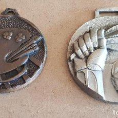 Trofeos y medallas: PRIMER Y SEGUNDO CONCURSO DIBUJO INFANTIL / ASLAND / MONTCADA I REIXAC - 1977.. Lote 182669976