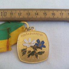 Trofeos y medallas: RORARSMARCHEN. C.F.M. TASTRUP. NTP. MEDALLA O CONDECORACIÓN.. Lote 151453902