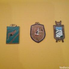 Trophies and Medals - Lote de 3 medallas de deporte. - 152328910
