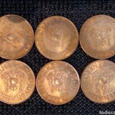 Trofeos y medallas: MEDALLAS JUVENALIA 1980.. Lote 155416882